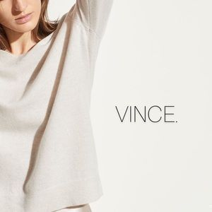 NWT Vince Pullover Crewneck Sweater
